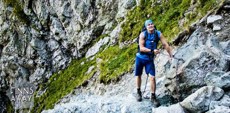 How to maintain your sporty lifestyle when travelling? Check out how much these two sporty backpackers actually work out when on the road.