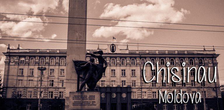 Chisinau, the multi-faced capital of Moldova