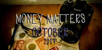 Money matters  October 2017