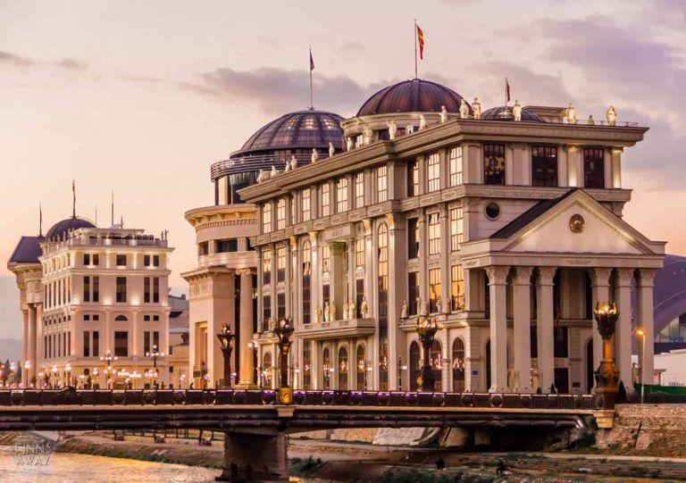 Skopje, the surprising capital of Macedonia | FInnsAway travels