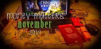 Money matters  November 2017