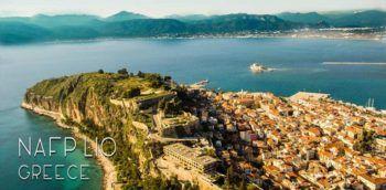 Greece: Nafplio, pearl in Peloponnese