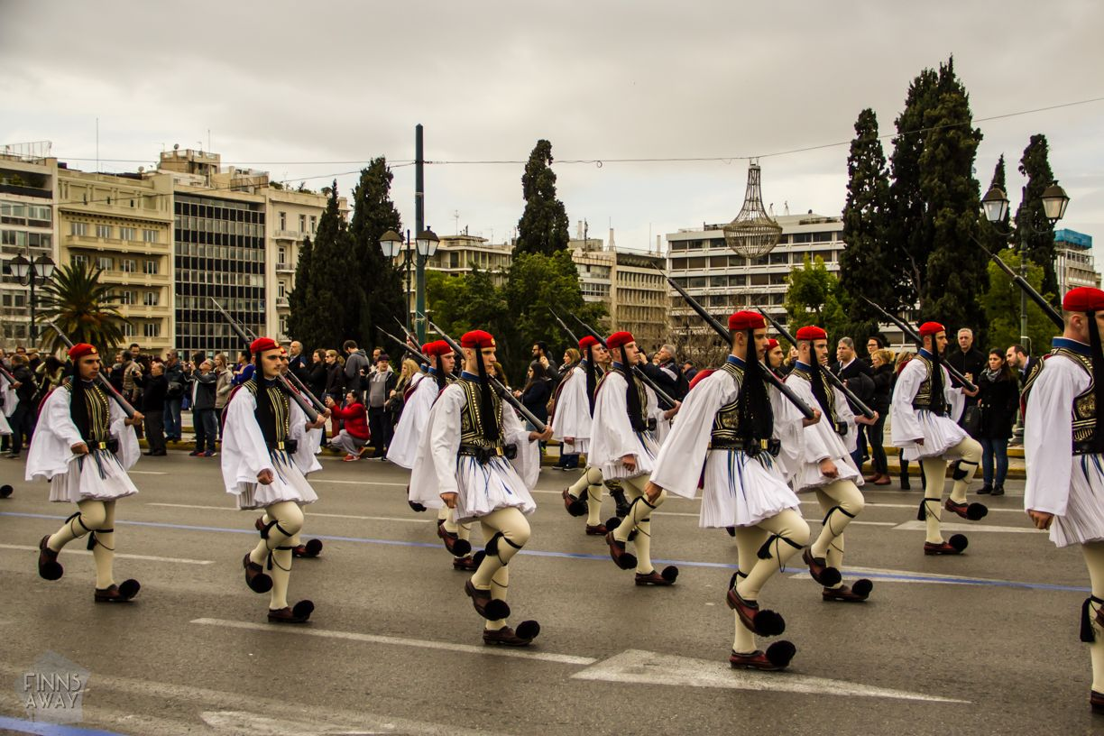 Athens, dynamic capital of Greece | FinnsAway travel blog