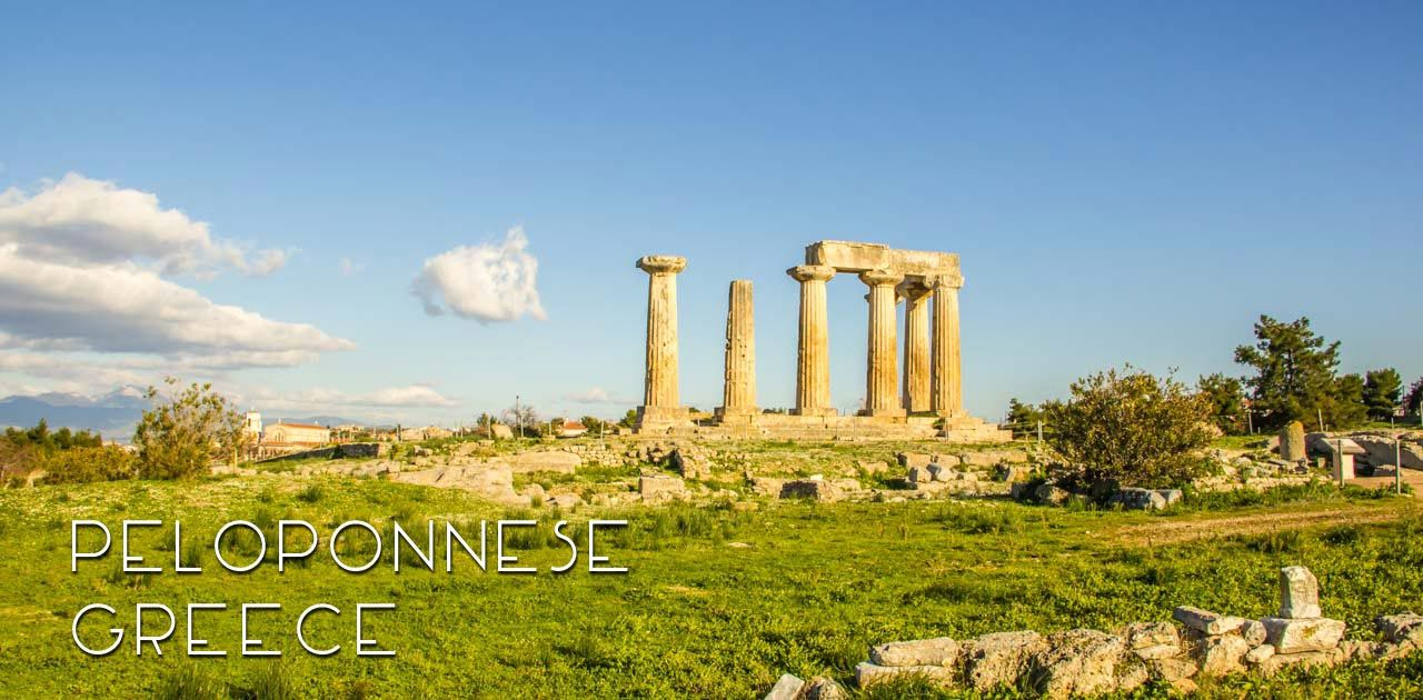 Travel guide to Peloponnese, Greece