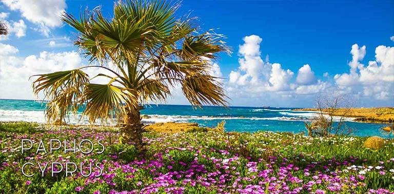 Paphos region in western Cyprus is wonderful travel destination round the year.   FinnsAway blog