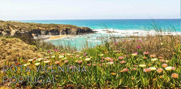 Southwest Portugal is home to a stunning nature park with spectacular coastal scenery and wonderful hiking options along Rota Vicentina, a network of trails that run in western parts of Alentejo and Algarve regions. | FinnsAway Nomad Travels