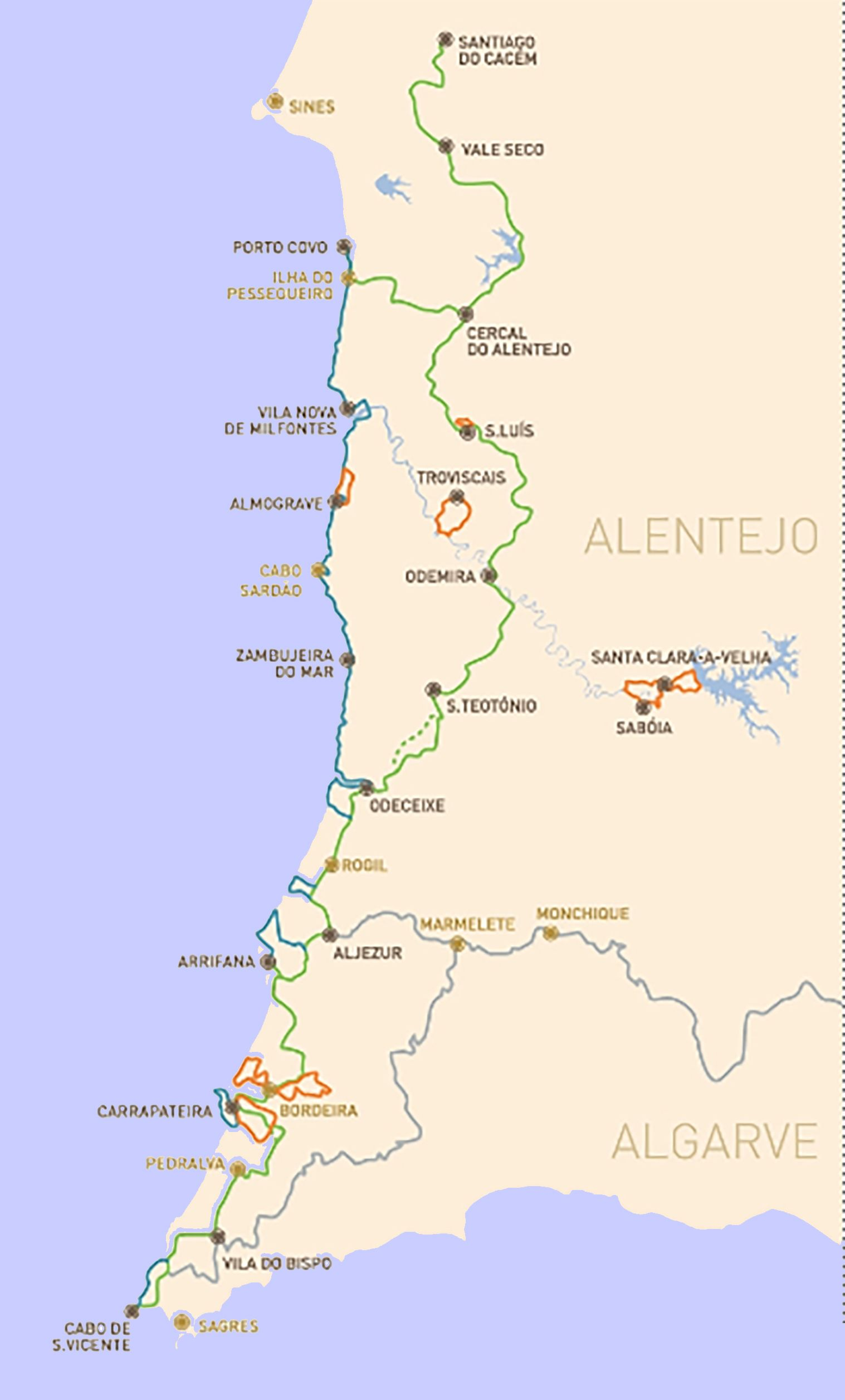 Hiking On Rota Vicentina Finnsaway Travel Blog