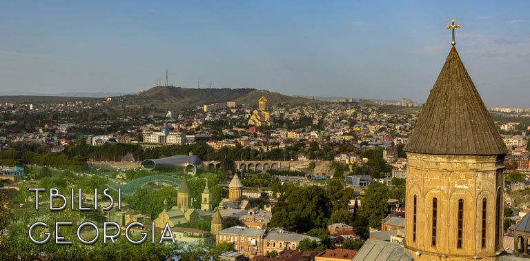 The Adventure in Caucasus begun with a week exploring the capital of Georgia. Tbilisi is busy, yet very charming city with interesting mix of architecture.   FinnsAway Nomad Travelers