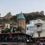 FinnsAway Adventure in Caucasus begun with a week exploring the colorful capital of Georgia.   FinnsAway Nomad Travelers