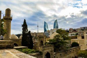 Baku, Azerbaijan | FinnsAway Nomad Travels