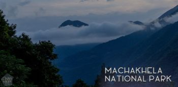 How to make a day trip from Batumi to Machakhela National Park and Makhakhela Gun Road. Hiking routes and sights like waterfalls, arched stone bridges and fortress ruins in Makhakhela River valley. | FinnsAway Travel Blog
