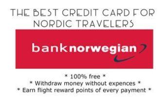Bank Norwegian ad