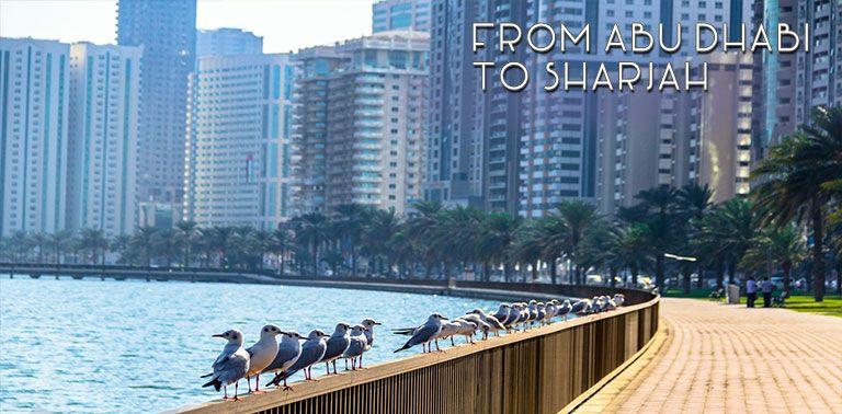 UAE: From Abu Dhabi to Sharjah