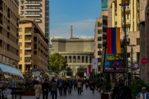 City guide to Yerevan including the main sights in the city center and tips for planning your trip. What to see and do, how to get there and around the city. Plus where to find the best local craft beer. | FinnsAway Travel Blog