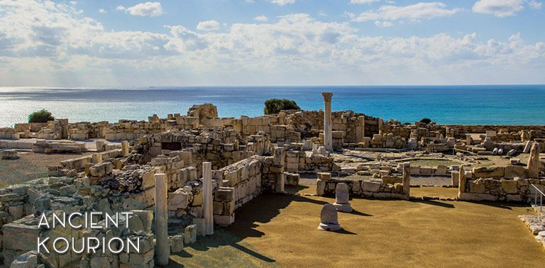 Kourion archaeological site is a great day trip from Limassol. Ancient Hellenic, Roman and early Christian period ruins, mosaics and awesome seaviews. | FinnsAway Travel Blog