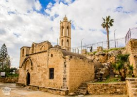 Agia Napa Monastery | Places of interest in and around Ayia Napa resort town in Cyprus; beautiful day trip destinations, nature wonders and historical sights to visit also during the off-season | FinnsAway Travel Blog