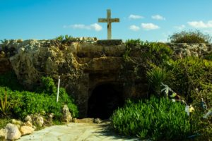 Agia Tekla Cave Chapel | Places of interest in and around Ayia Napa resort town in Cyprus; beautiful day trip destinations, nature wonders and historical sights to visit also during the off-season | FinnsAway Travel Blog