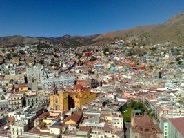 Guanajuato, Mexico in 2009, travels before FinnsAway