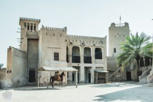 Sharjah and Ajman are lesser-known emirates just next to popular Dubai, but well worth a day trip or a longer stay. Short guide to sights and things to do in Sharjah and Ajman. | FinnsAway Travel Blog