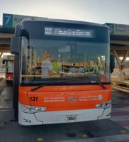 A short guide to public transport in Dubai and Abu Dhabi, and how to travel between different emirates in UAE. | FinnsAway Travel Blog