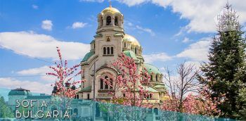 Sofia is at the same time full of history but modern, and one of the cheapest capitals in Europe. Sights from Roman ruins to communist-era. City guide to Sofia | FinnsAway Travel Blog