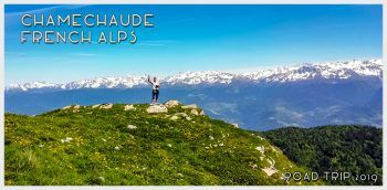 Day hike around Chamechaude, the highest peak of Chartreuse massif in eastern France, close to the city of Grenoble. What to expect and how to plan your hike. | FinnsAway travel blog