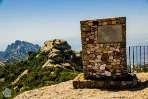 On top of Sant Jeroni Peak | Montserrat Nature Park in Catalonia, Spain | FinnsAway Nomad Travels