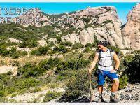 Spain: Hiking in Montserrat