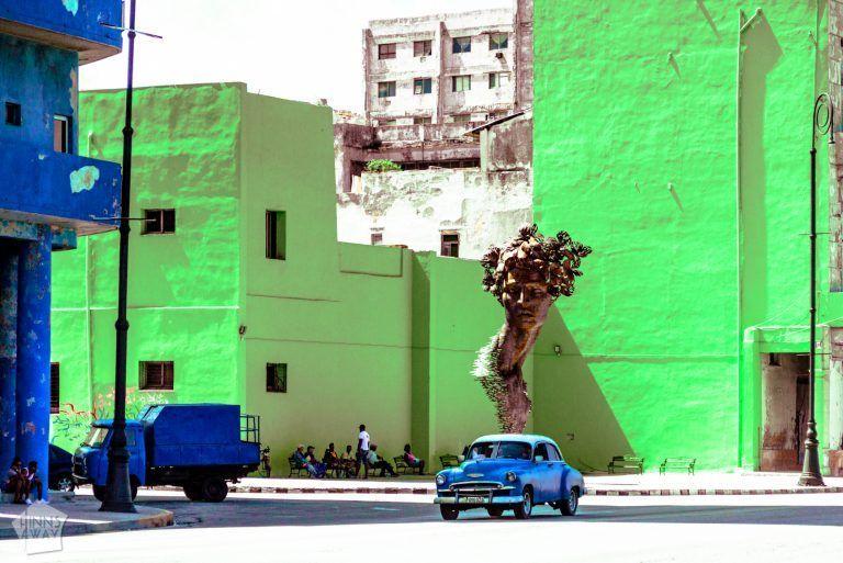 Primavera, a sculpture by Cuban Rafael San Juan Pictures from Havana | FinnsAway Travel Blog