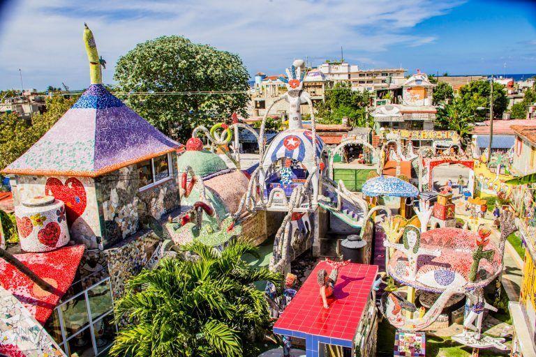 Fusterlandia | Pictures from Havana | FinnsAway Travel Blog