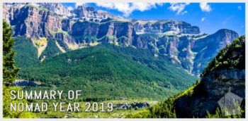 Nomad year 2019 – summary of travels and costs | FinnsAway Travel Blog