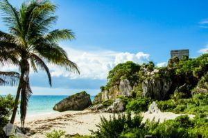 Tulum ruins, Yucatan, Mexico | FinnsAway Travel Blog