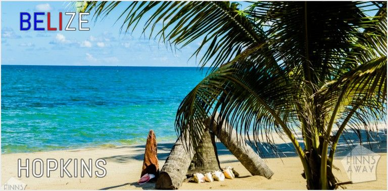 Tropical beaches and Garifuna culture - Travel guide to Hopkins, Belize | FinnsAway Travel Blog