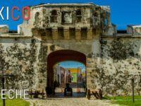Yucatan Peninsula: Postcards Campeche