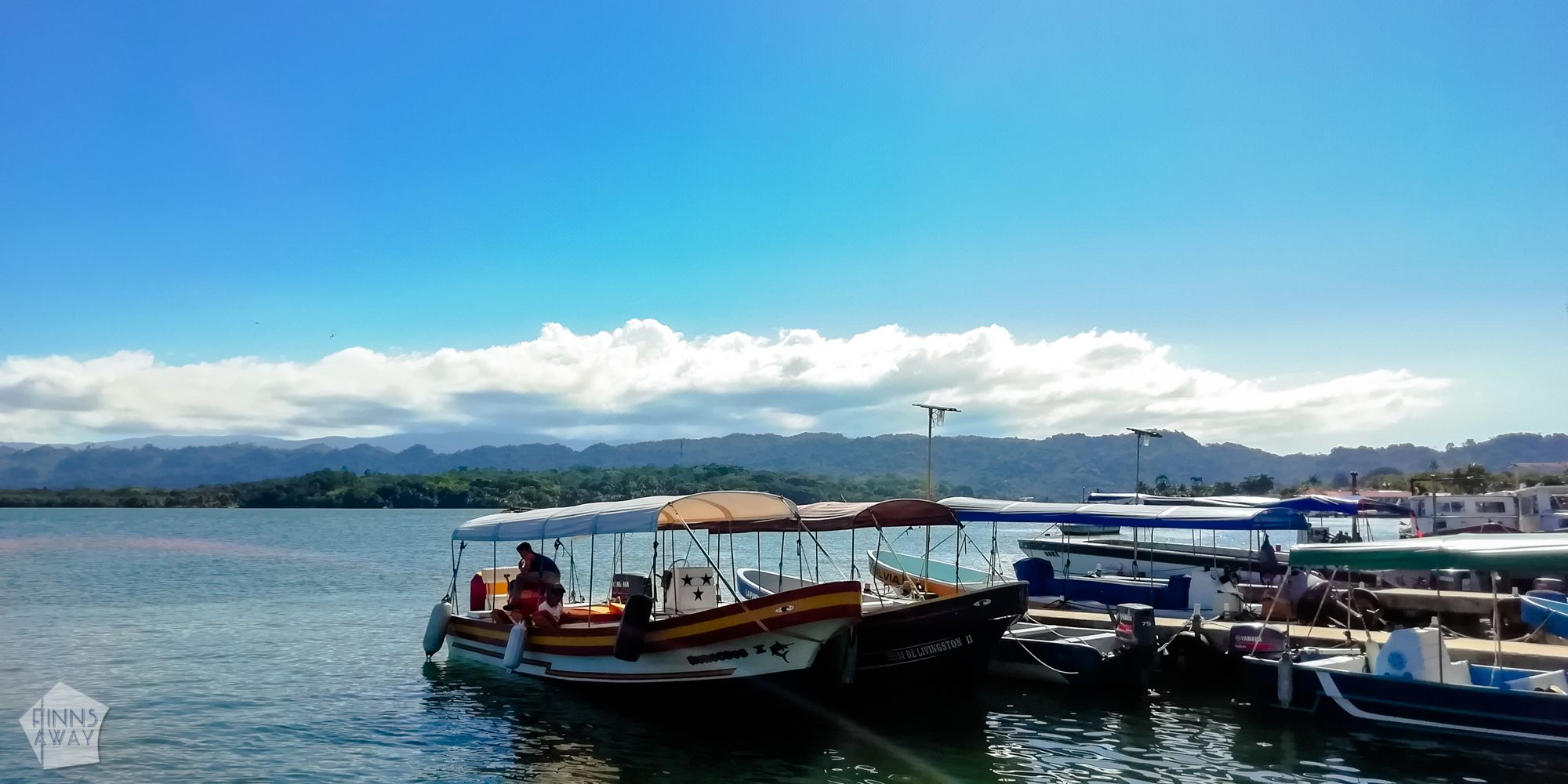 Livingston | Travel guide to Rio Dulce and Livingston in the Caribbean side of Guatemala | FinnsAway Travel Blog