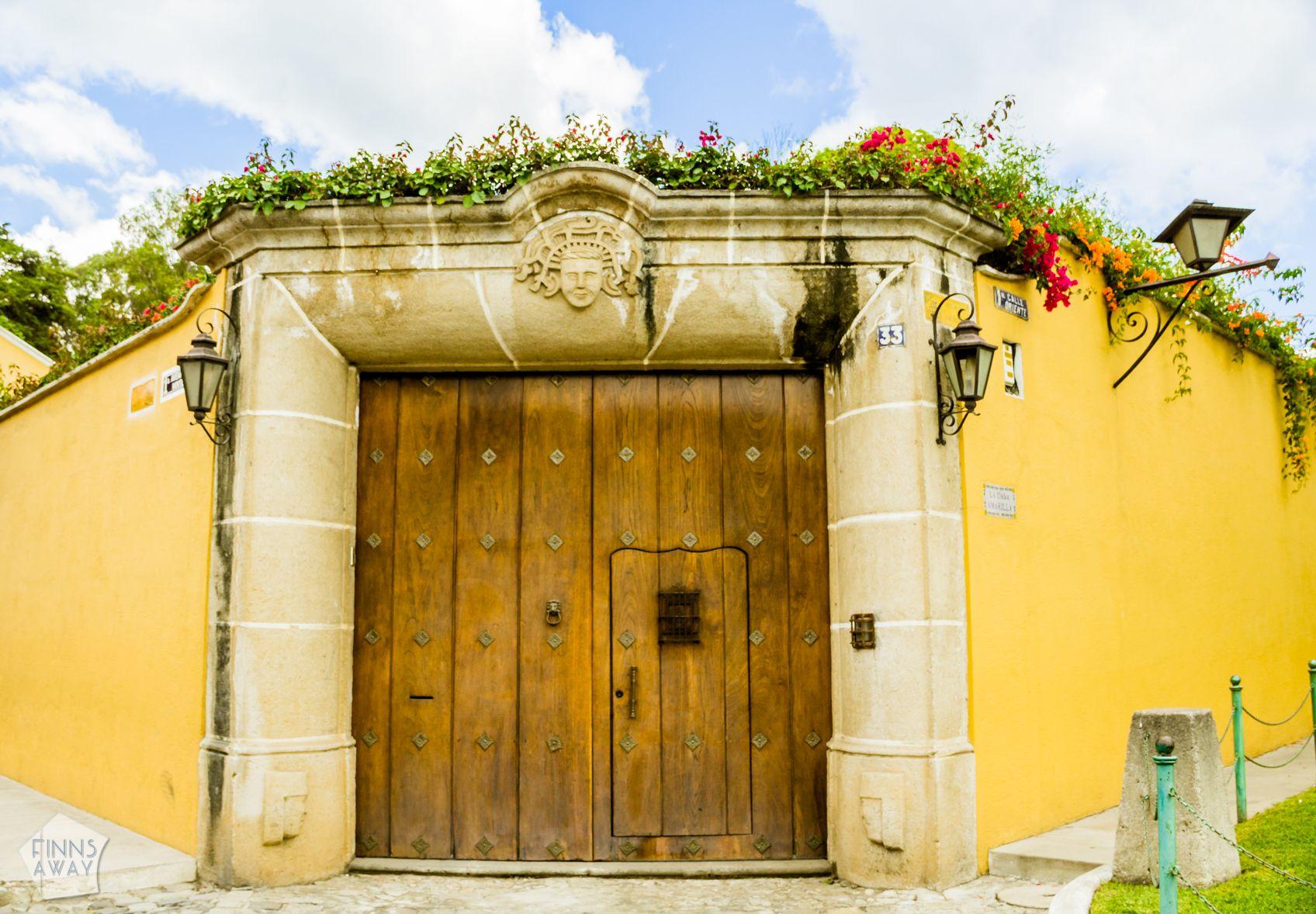 Introduction to historical Antigua Guatemala   FinnsAway Travel Blog