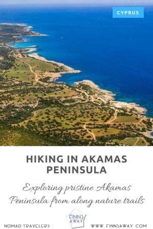 Hiking in Akamas Peninsula, Cyprus | FinnsAway Travel Blog
