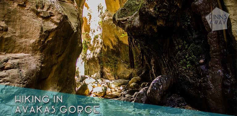 Cyprus travel posts: Avakas Gorge and Lara Beach | FinnsAway Travel Blog