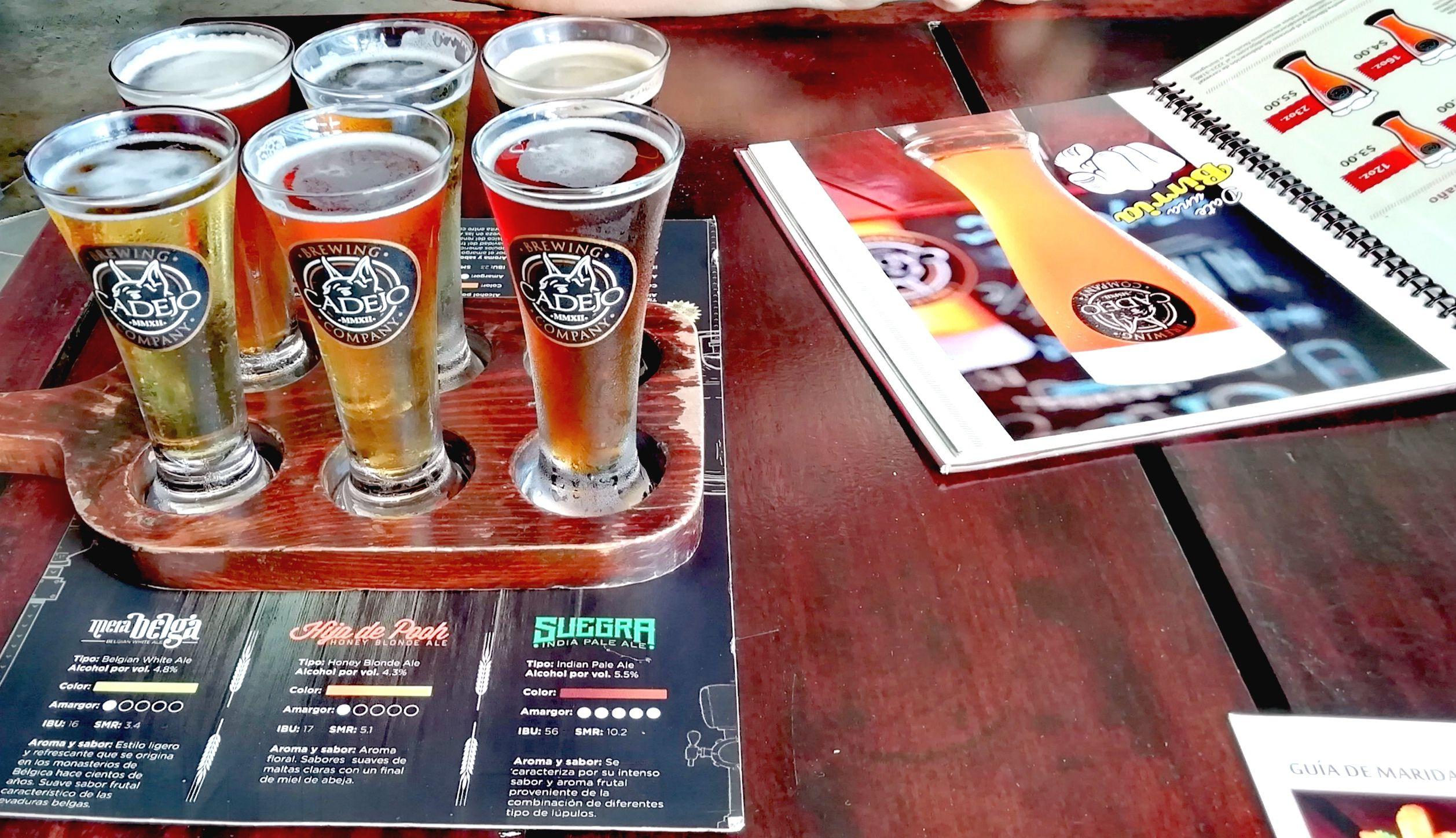 Craft Beer   Cadejo Brewing Company in San Salvador, El Salvador   FinnsAway blog