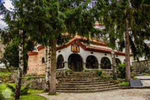 Dragalevski Monastery | Hiking in Vitosha Nature Park, Bulgaria | FinnsAway Travel Blog