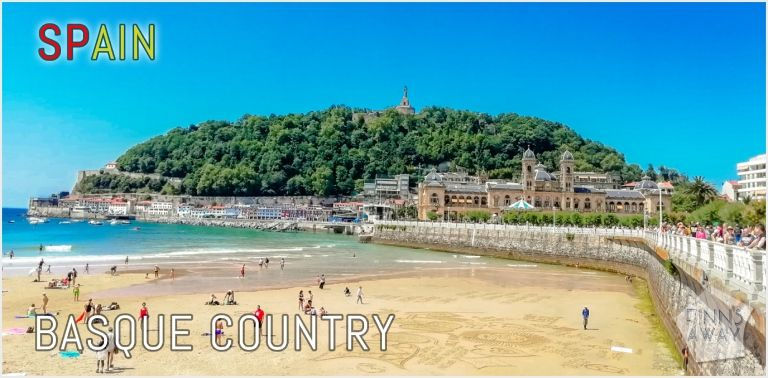 Exploring the Basque Country, unique region in Spain and France by the Biscay Bay | FinnsAway Travel Blog