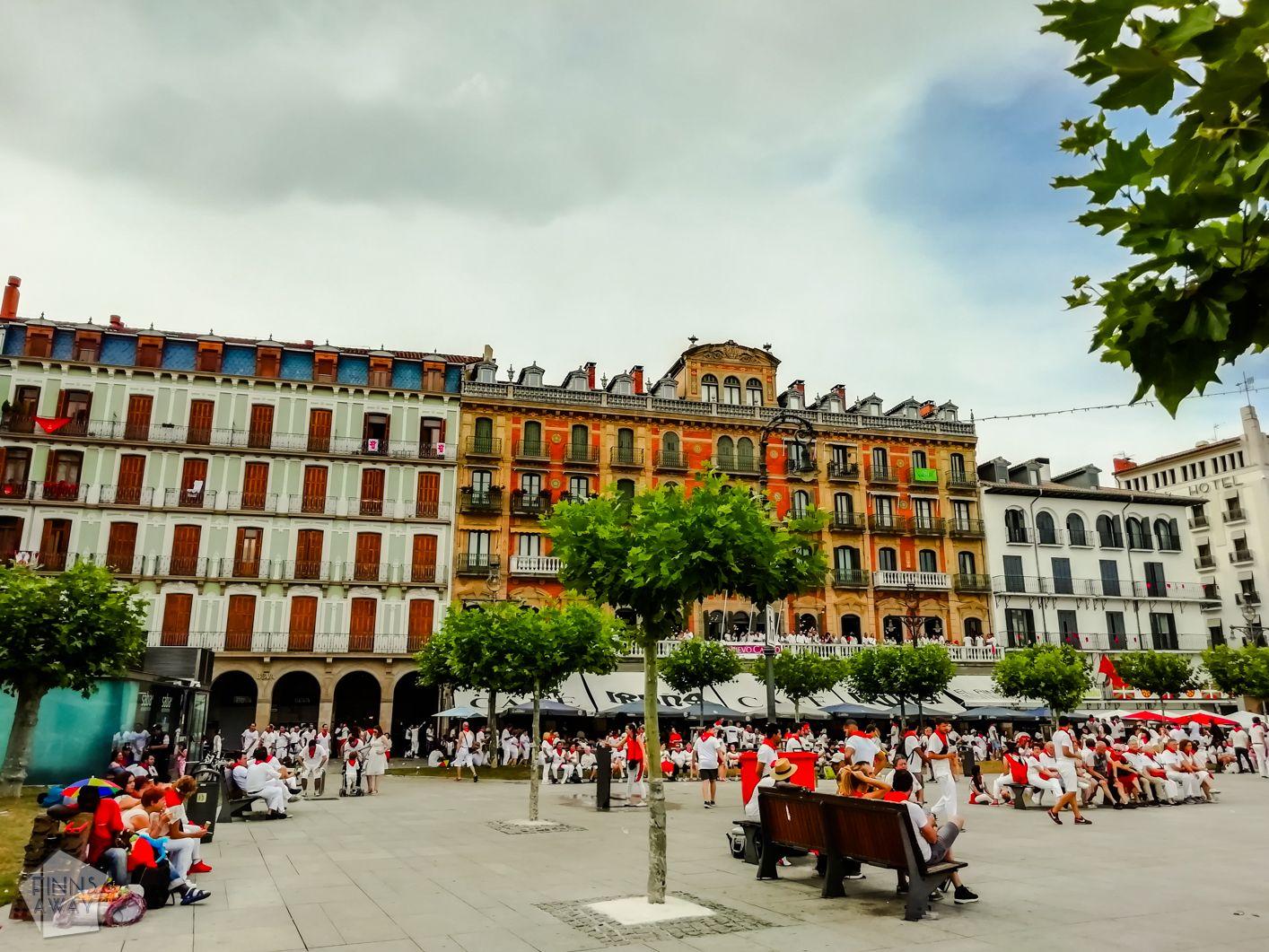 Pamplona | San Fermin | Basque Country | FinnsAway Travel Blog