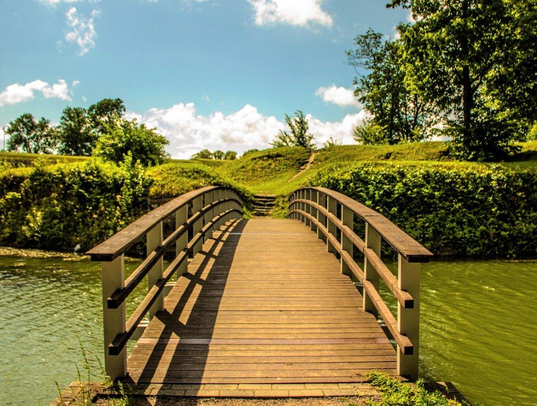 Footbridge in Saaremaa, Estonia | FinnsAway Travel Blog