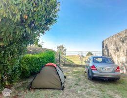 Camping in Blaye Citadel | FinnsAway Travel Blog