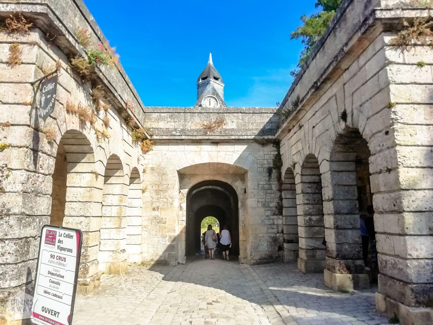 In the citadel of Blaye, France | FinnsAway Travel Blog