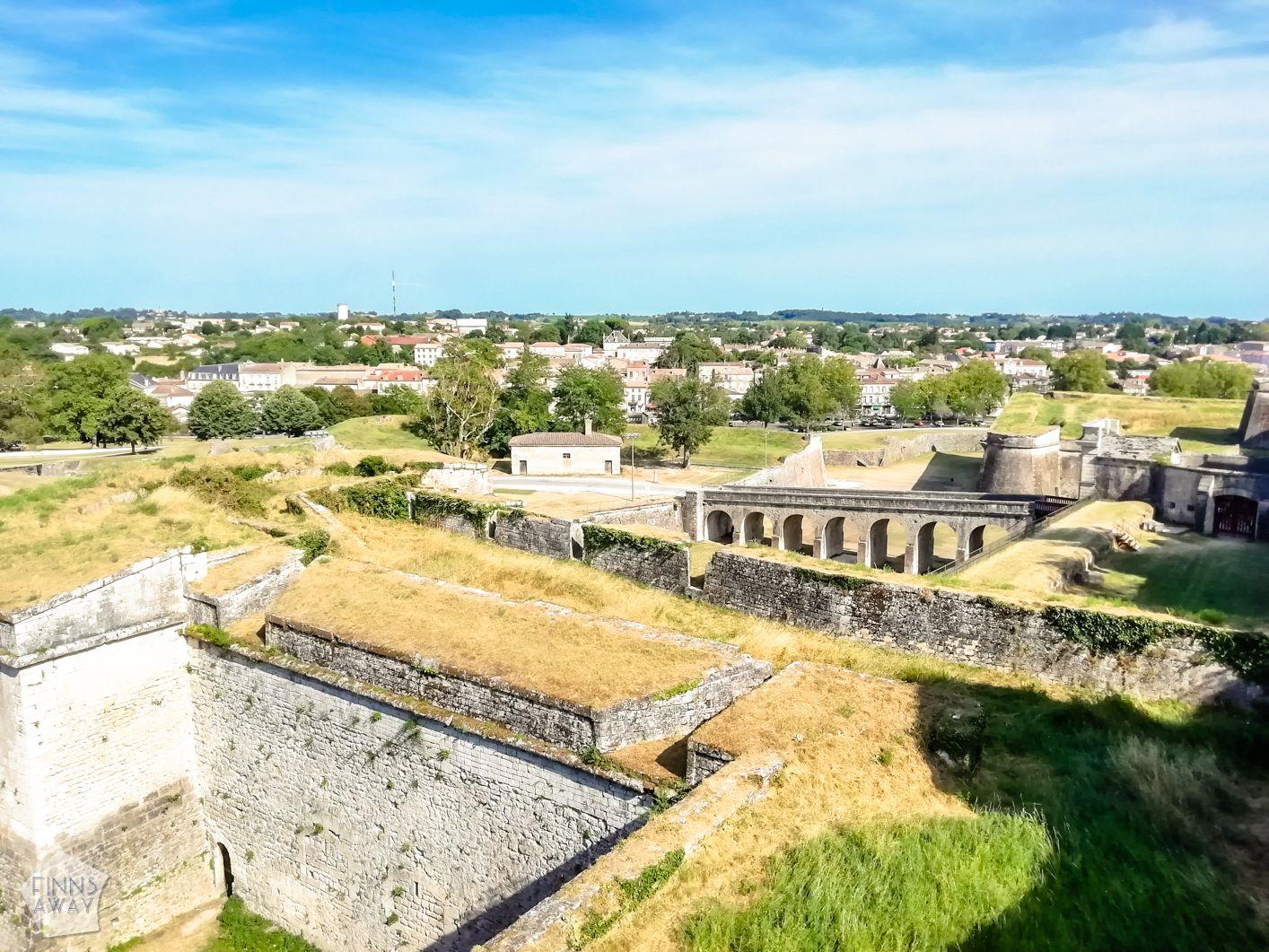 Citadel of Blaye, France | FinnsAway Travel Blog