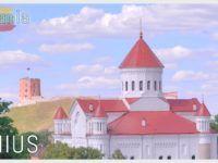 Postcards from Vilnius