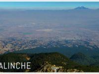 Hiking La Malinche volcano in Mexico
