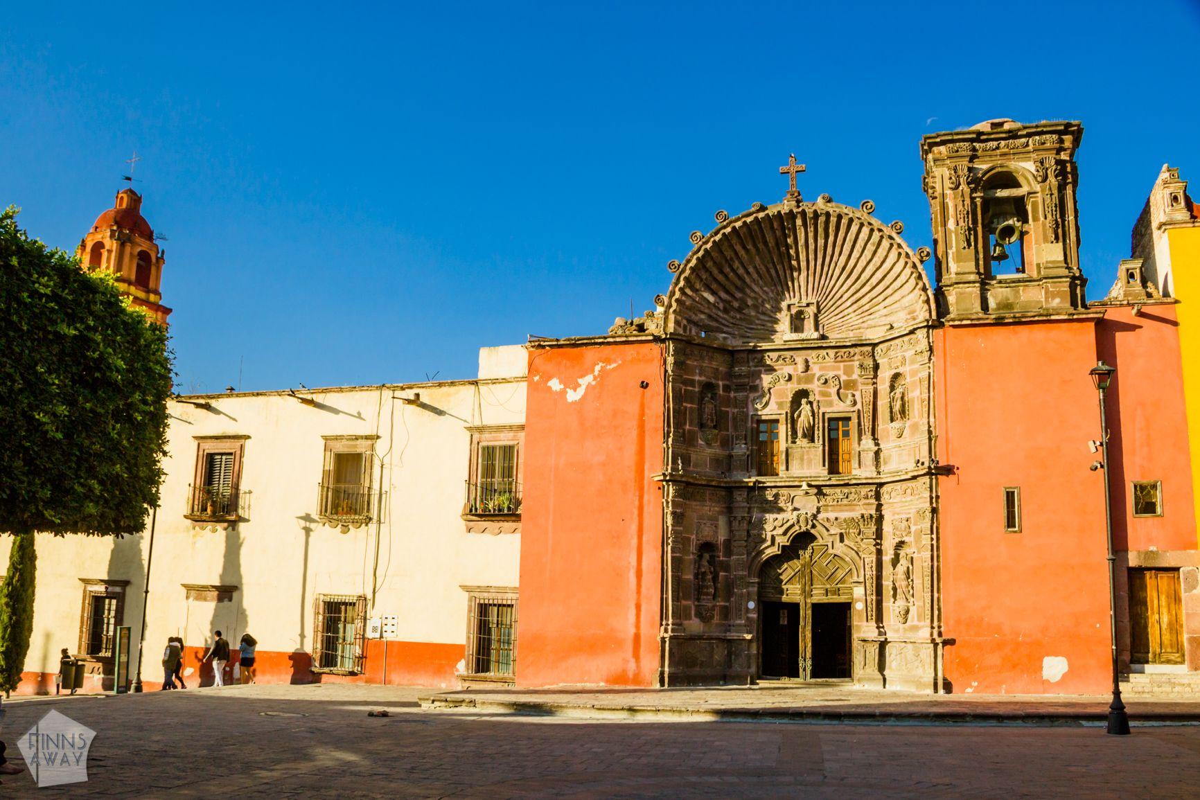 Our Lady of Health Church, San Miguel de Allende   FinnsAway Travel Blog