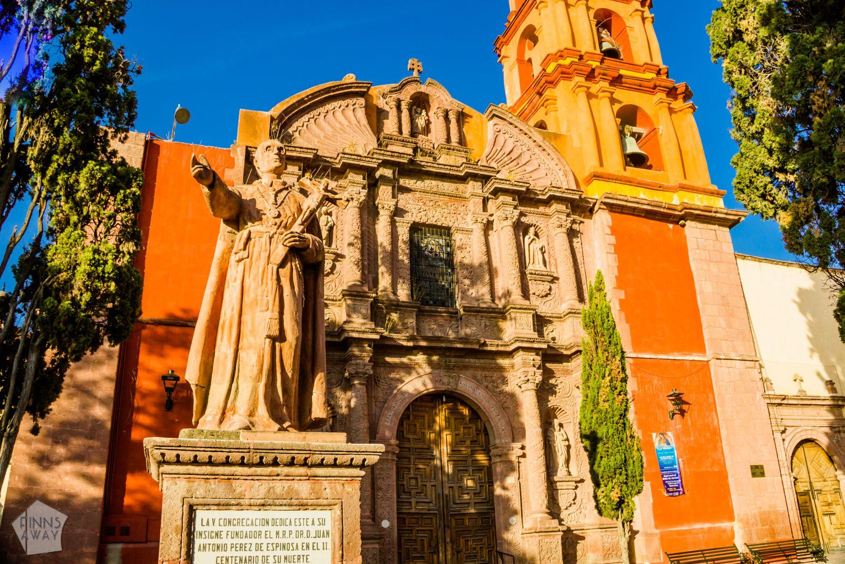 San Felipe Neri Oratory, San Miguel de Allende | FinnsAway Travel Blog